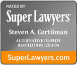 Steven A. Certilman - Super Lawyers