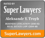 Aleksandr Troyb - New England Super Lawyers